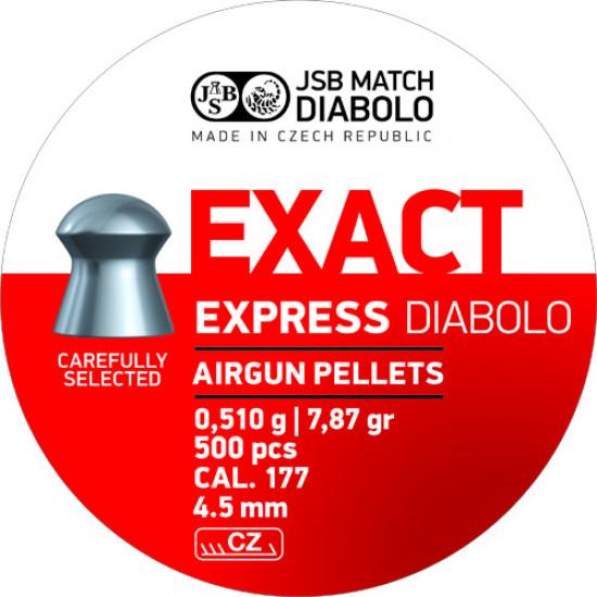 JSB Exact Express
