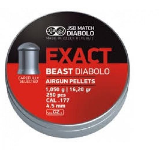 JSB Exact Beast