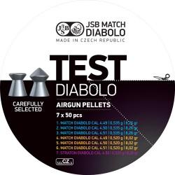 JSB Match Test